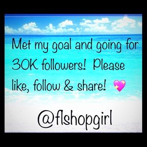 Other - Going for 30K!! 😊💖